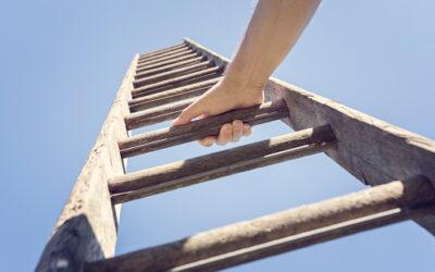 Når du skal helt op i højden, sikkert